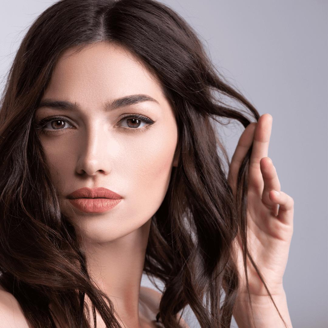 Fixing Hair Elasticity