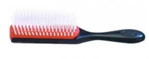 Classic Denman Brush for styling a sleek bob