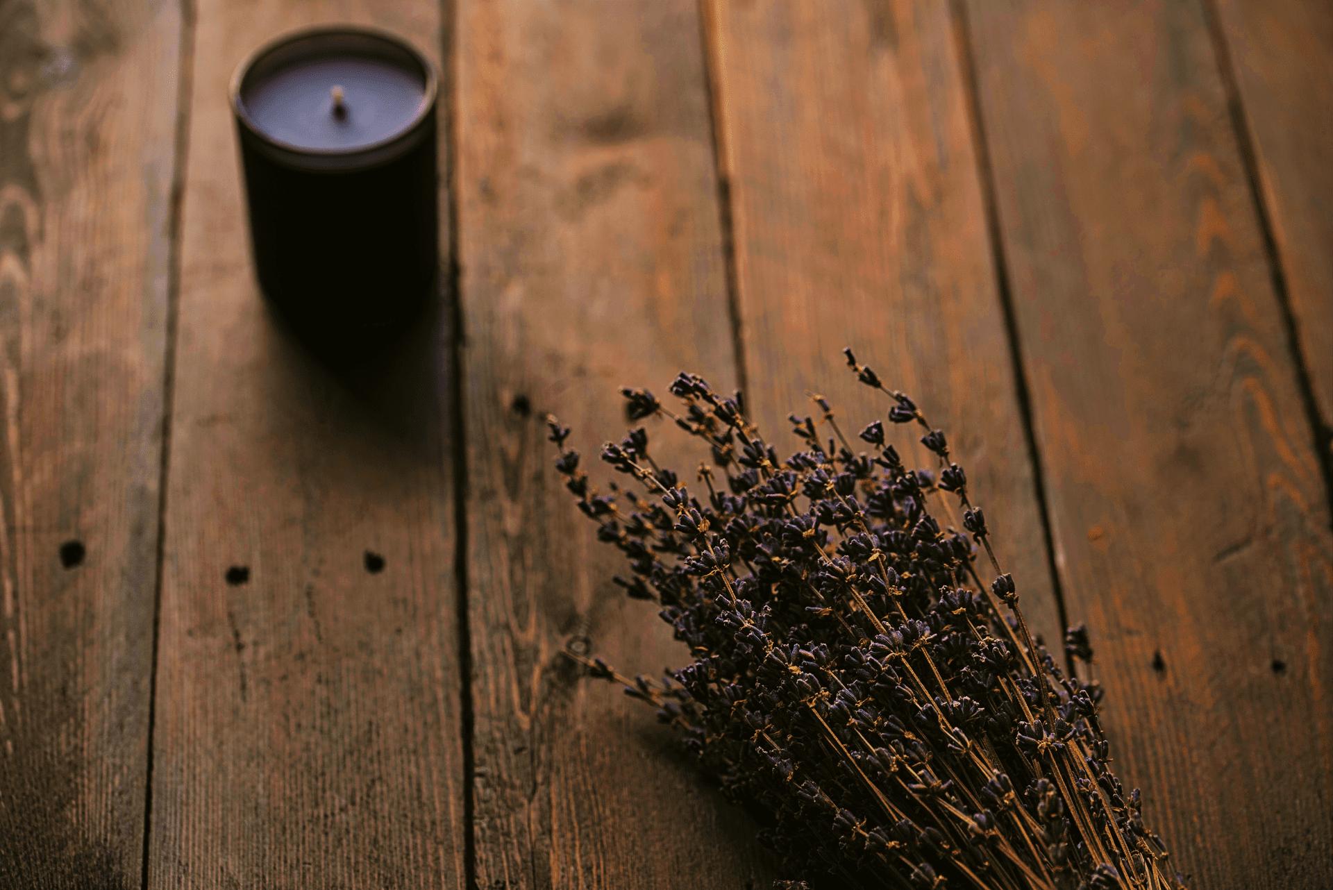 Hair Repair Mask with lavender