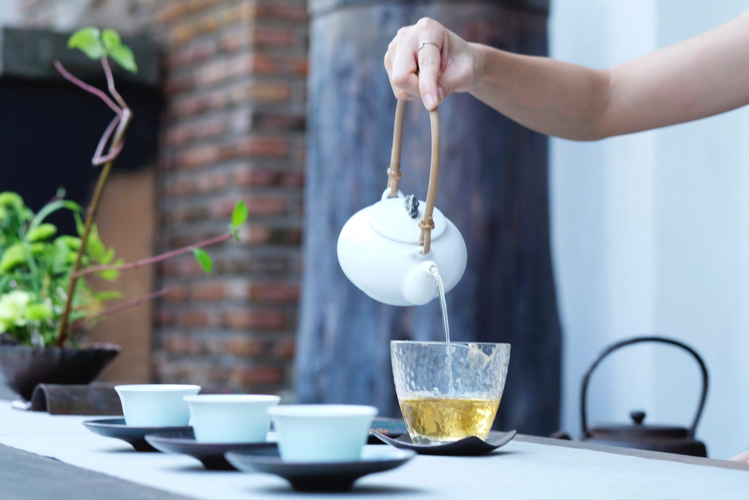 Nettle Tea Winter Treats