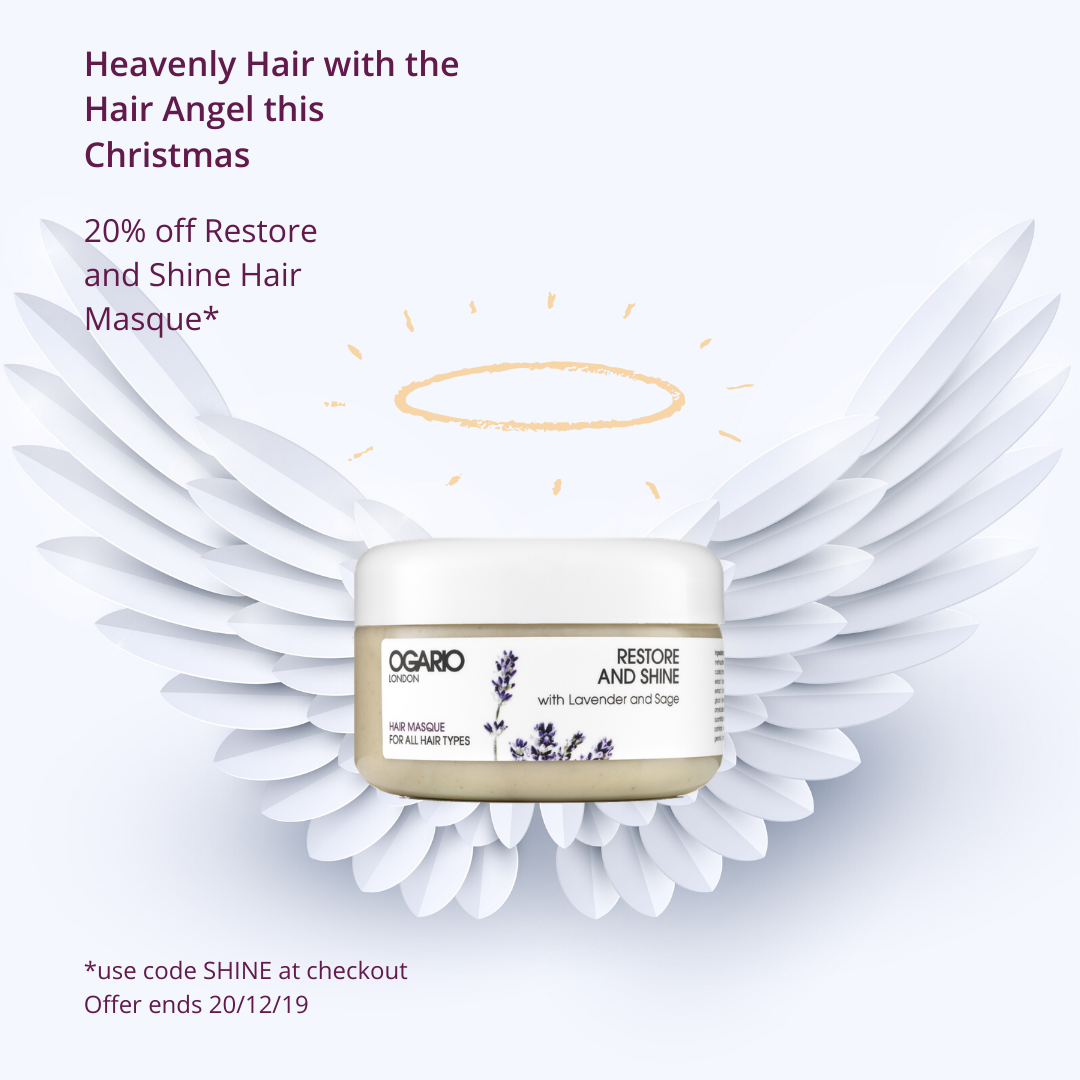 Restore and Shine Hair Masque Christmas Offer