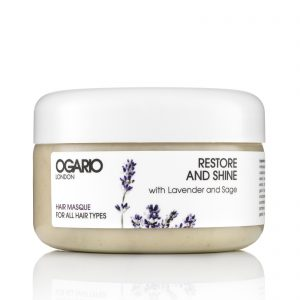 OGARIO Deep Conditioning Natural Hair Mask for Dry or Damaged Hair