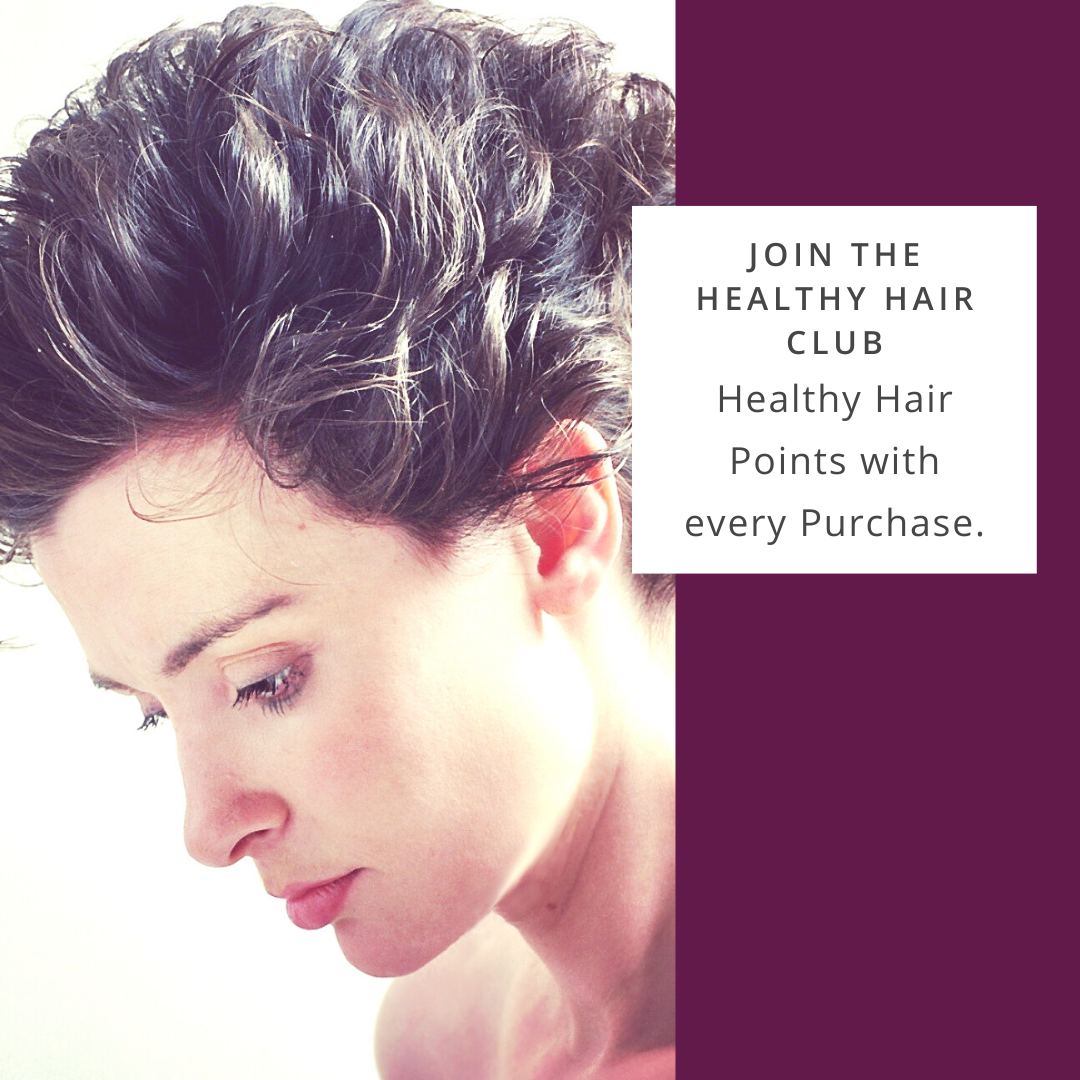 Healthy Hair Club for Healthy, Shiny Hair