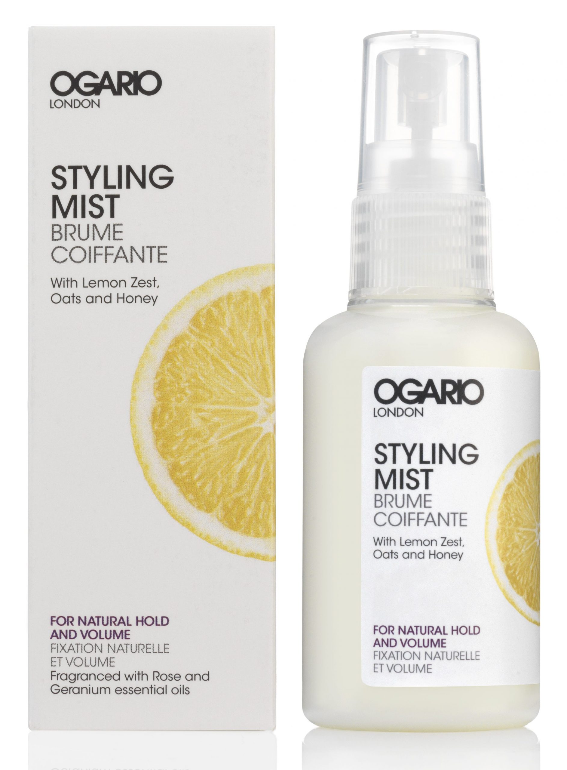 Leave in Conditioner; Styling Mist for Volume, best for fine hair