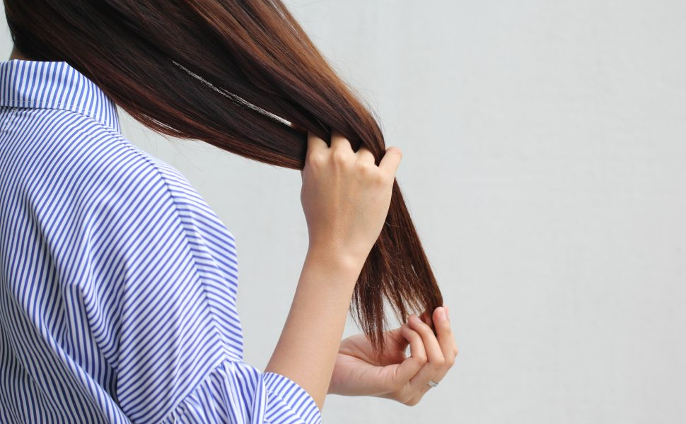 How to repair or fix dry damaged hair