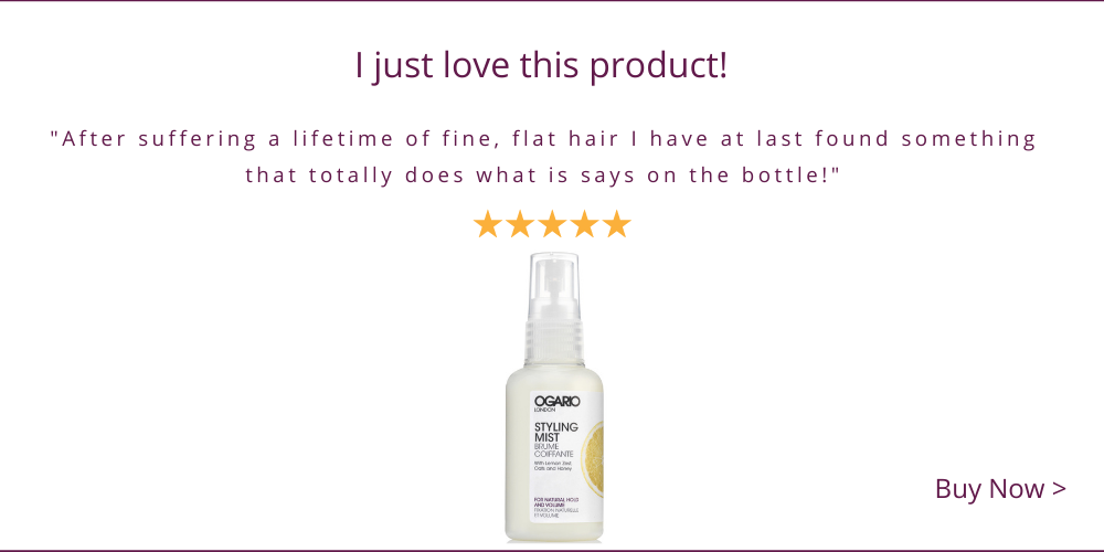 Leave in Conditioner Review; Fine Hair
