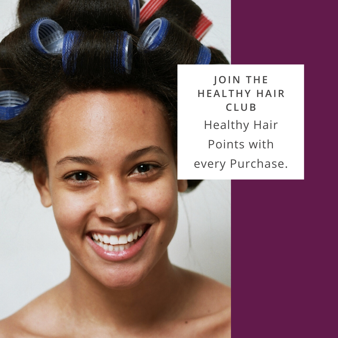 Healthy Hair Club Hair Styling
