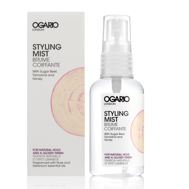 Styling Mist for Shiny Hair