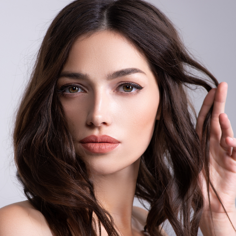 How to Get Shiny Hair: Causes of Dry Hair