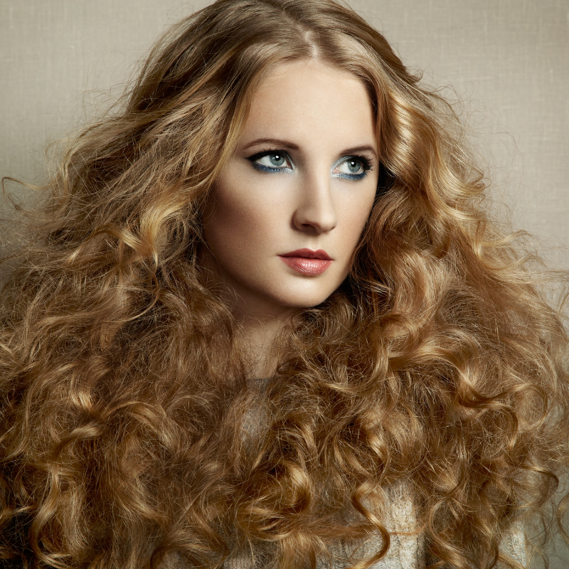 Expert tips for curly hair