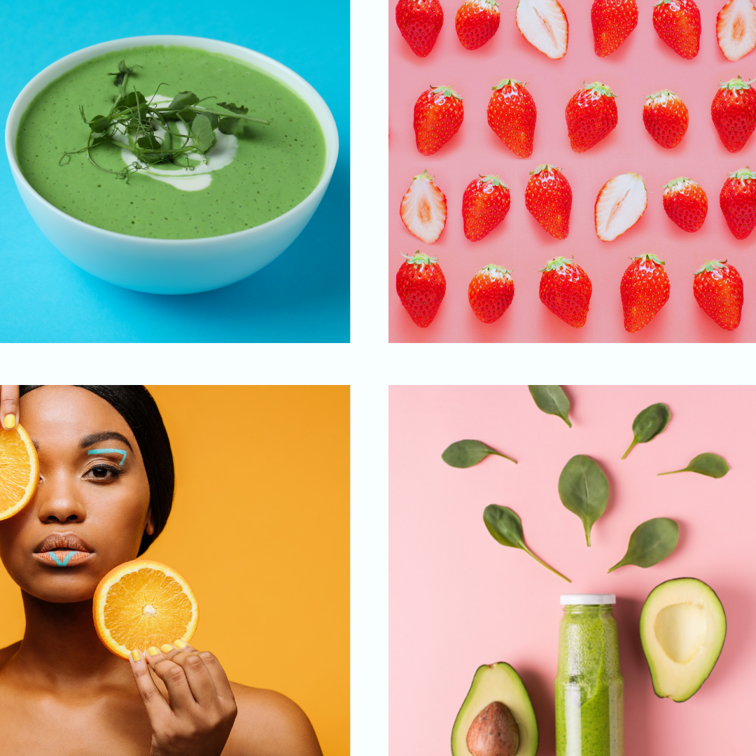 Healthy Hair: Choose the Right Foods